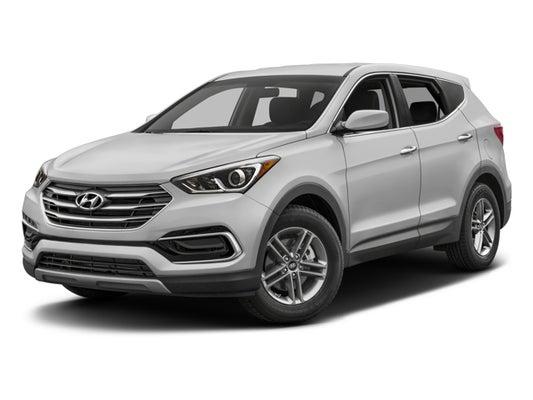Santa Fe Ford >> 2017 Hyundai Santa Fe Sport 2 4l