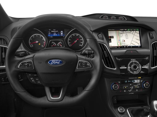 2018 Ford Focus St In Morganton Nc Charlotte Ford Focus