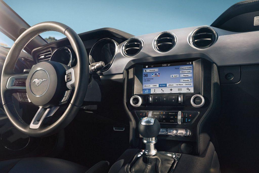 Interior Morganton Nc 2018 Ford Mustang