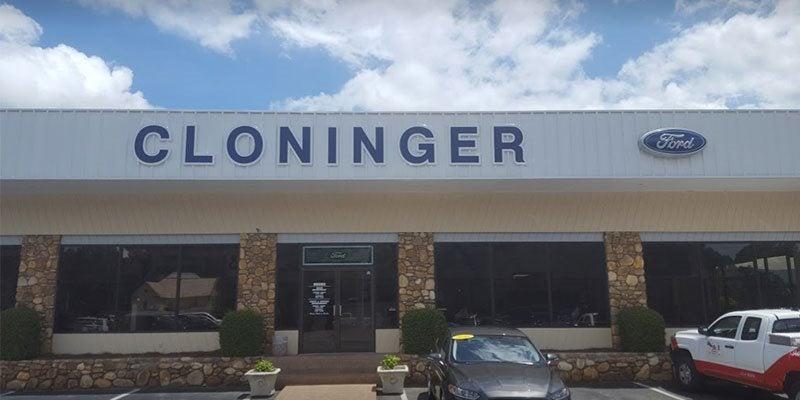 Asheville Car Dealerships >> Ford Dealership Near Asheville Nc Cloninger Ford Of Morganton
